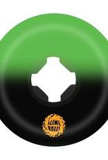 Slimeballs SLIME BALLS GREETINGS SPEED BALLS GRN/BLK 99A 56mm