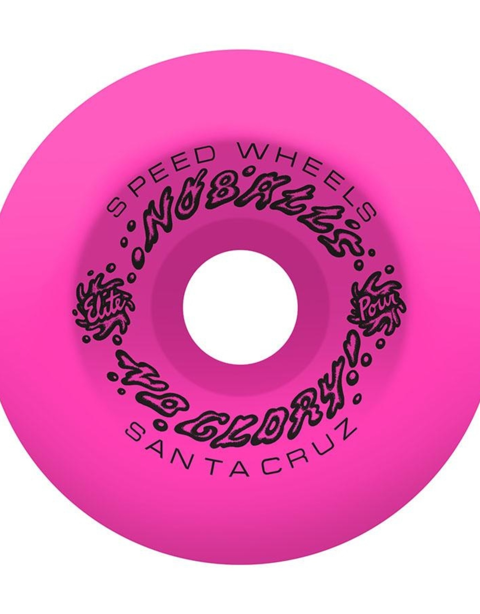 Slimeballs SLIME BALLS  SCUDWADS VOMITS NEON PINK 95A 60mm