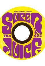OJ'S OJS SUPER JUICE YEL 78A 60mm