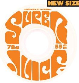 OJ'S OJS MINI SUPER JUICE WHT 78A 55mm
