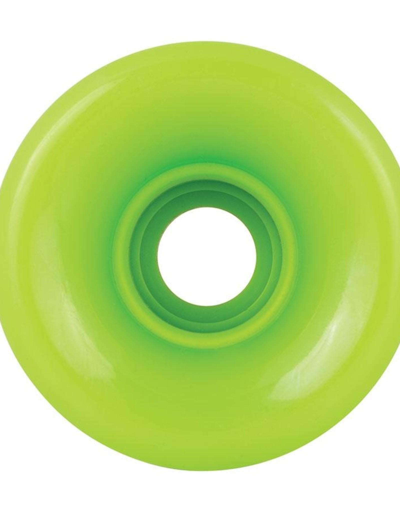 OJ'S OJS WHEELS SUPER JUICE GREEN 78A 60mm