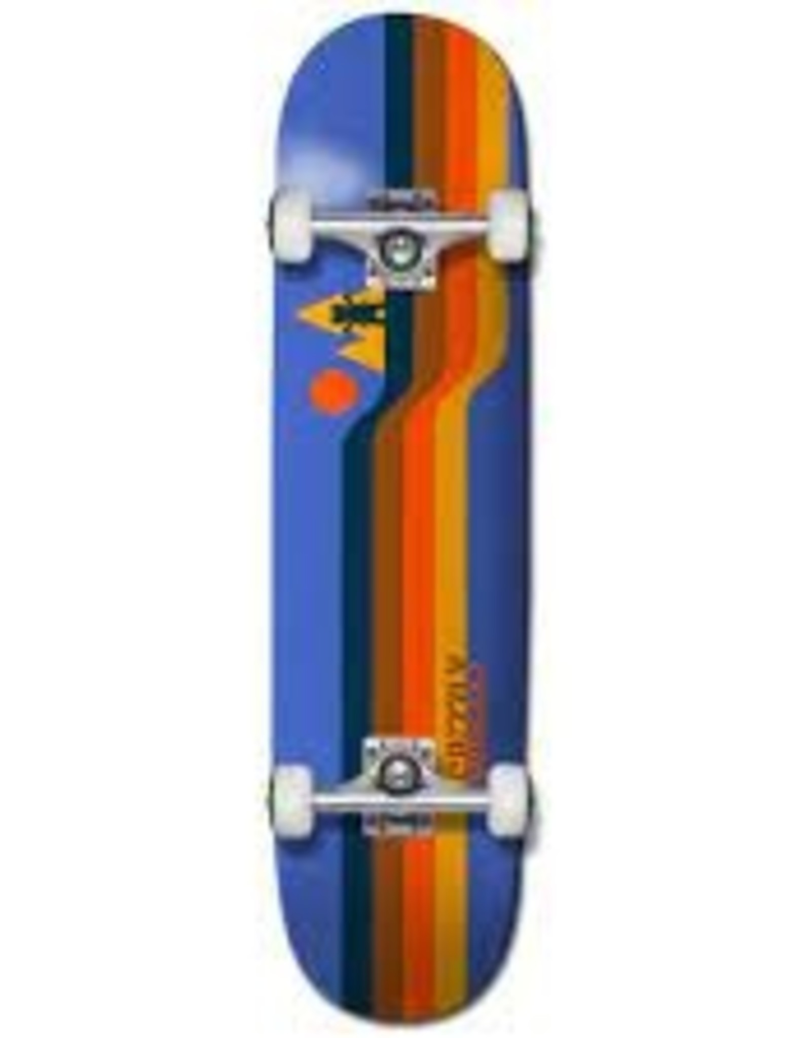 Grizzly GRIZZLY COMPLETE RETRO LINES 7.75