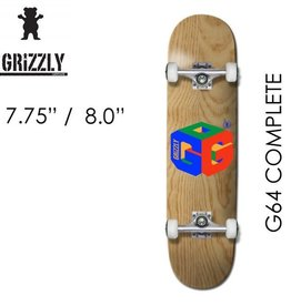Grizzly GRIZZLY COMPLETE G64 7.88