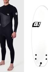 Weekend Surf Rental Package