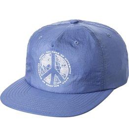 RVCA RVCA PASCIFIST SNAPB M HATS BLUE