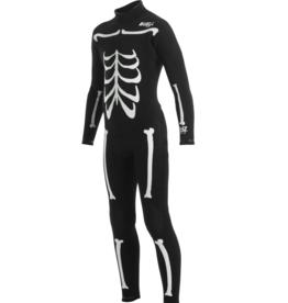 Buell RBZ Stealth Mode 4/3 Jr- Black/White Bones