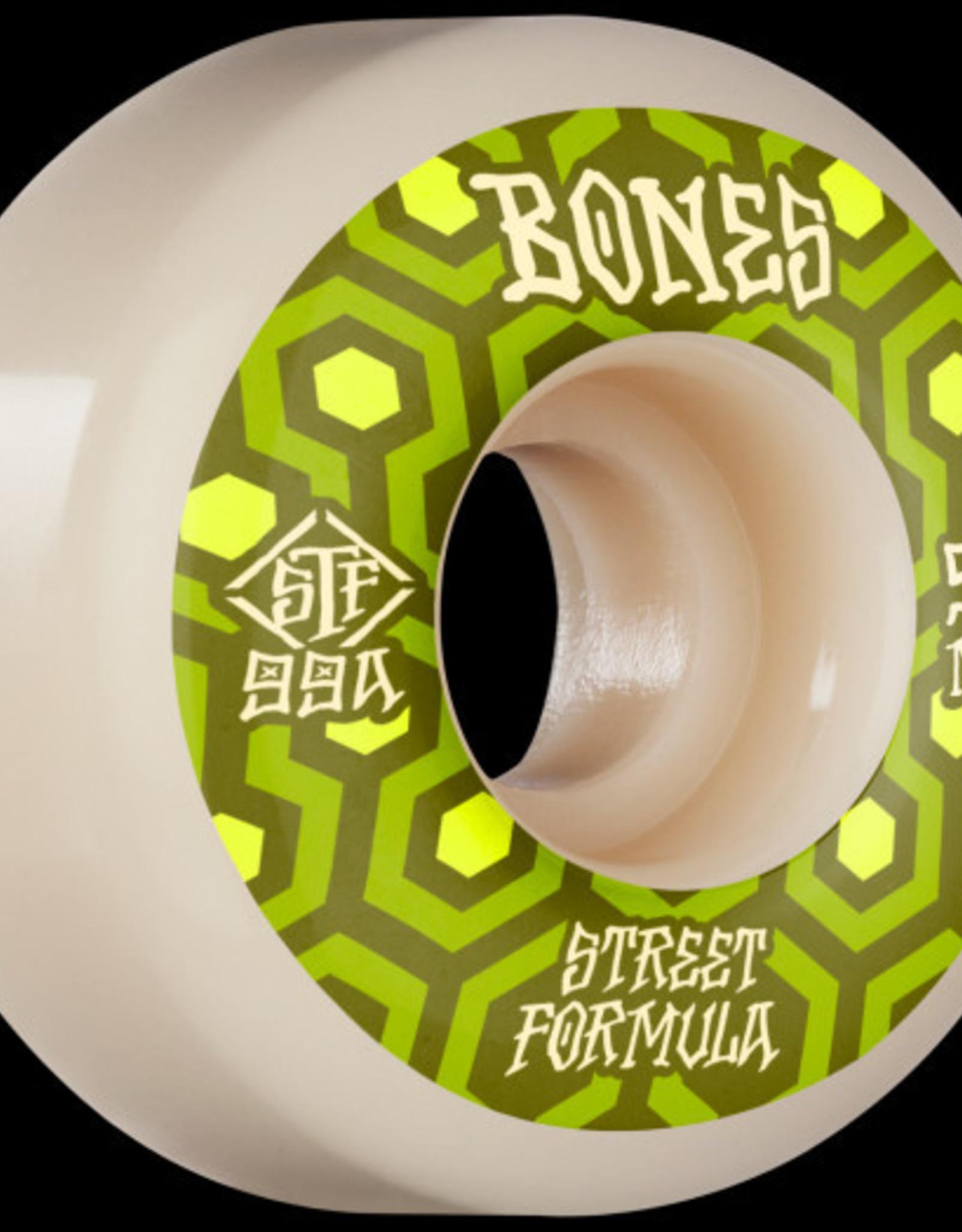 Bones BONES STF WHEELS - RETROS V1 STANDARDS 99A (52)