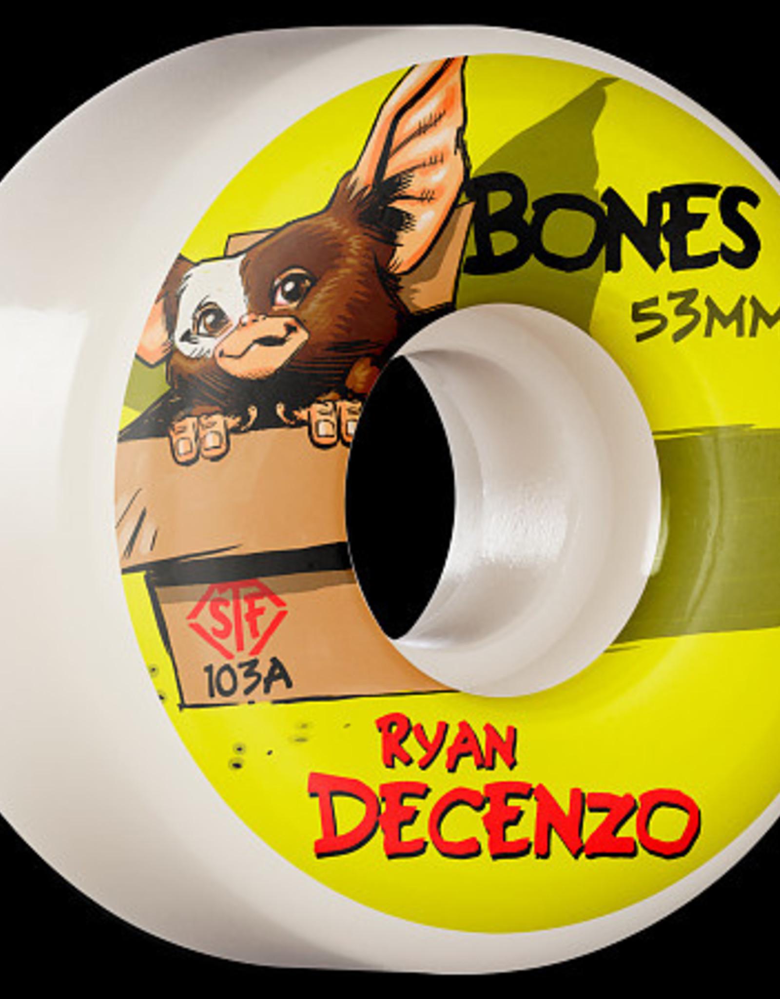 Bones BONES STF WHEELS - DECENZO GIZZMO 103A V2 LOCKS (52)