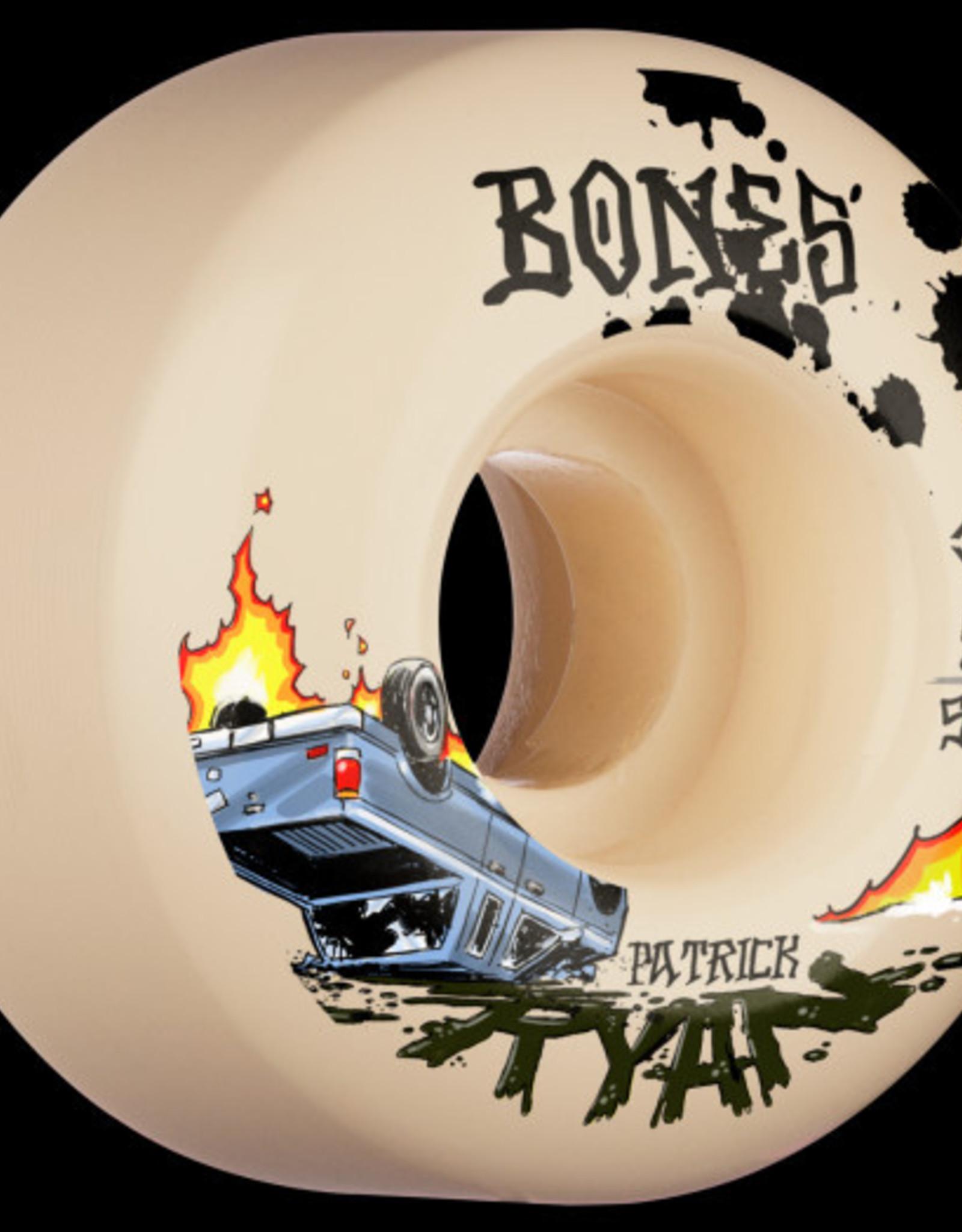 Bones BONES STF WHEELS - RYAN CRASH & BURN 99A V4 WIDE (54)