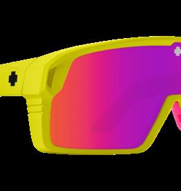 Spy SSPY Monolith Matte Neon Yellow Happy Gray Green Pink Spectra Mirror