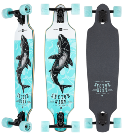 """SECTOR 9 SECTOR 9 - ROUNDHOUSE GREAT WHITE COMPLETE (34.0"""" x 8.85"""")"""