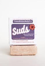 Greenroom Greenroom Suds Shampoo Bar - FLORAL