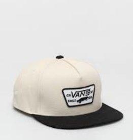 Vans VANS FULL PATCH SNAPBA OATMEAL/BLACK