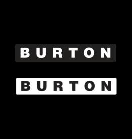 Burton Burton Bar Logo Foam Mat