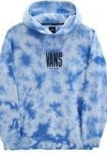 Vans VANS TALL TYPE TIE DYE MED BLUE