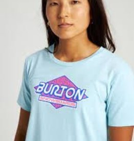 Burton BURTON BATCHELDER SS TEE CRYSTAL BLUE