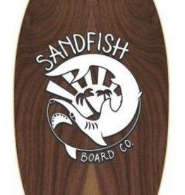 Sandfish SANDFISH Walnut Woody 35 Grom Cruiser