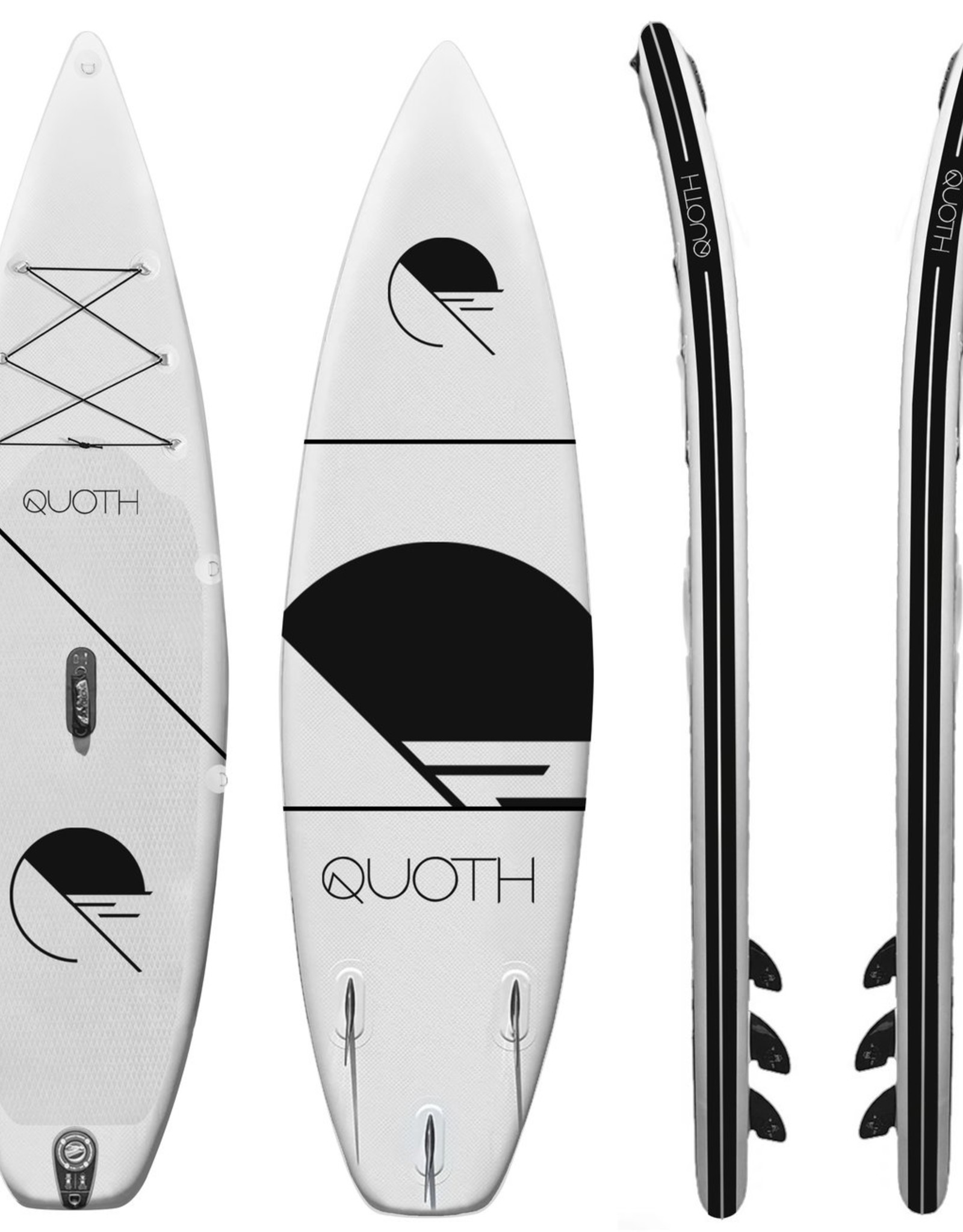 QUOTH Quoth Byrne Paddleboard Kit 11ft