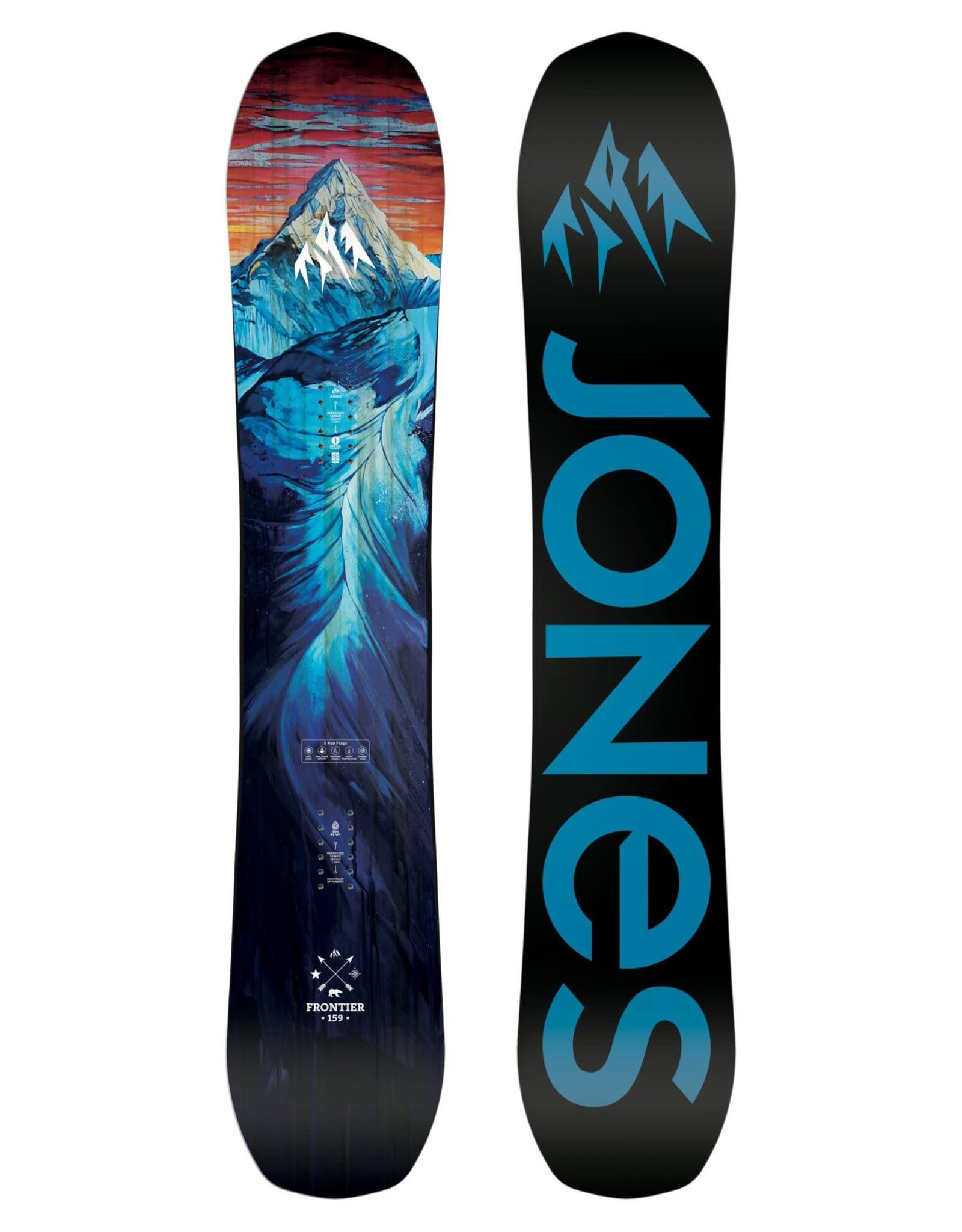 Jones Jones Frontier 2022