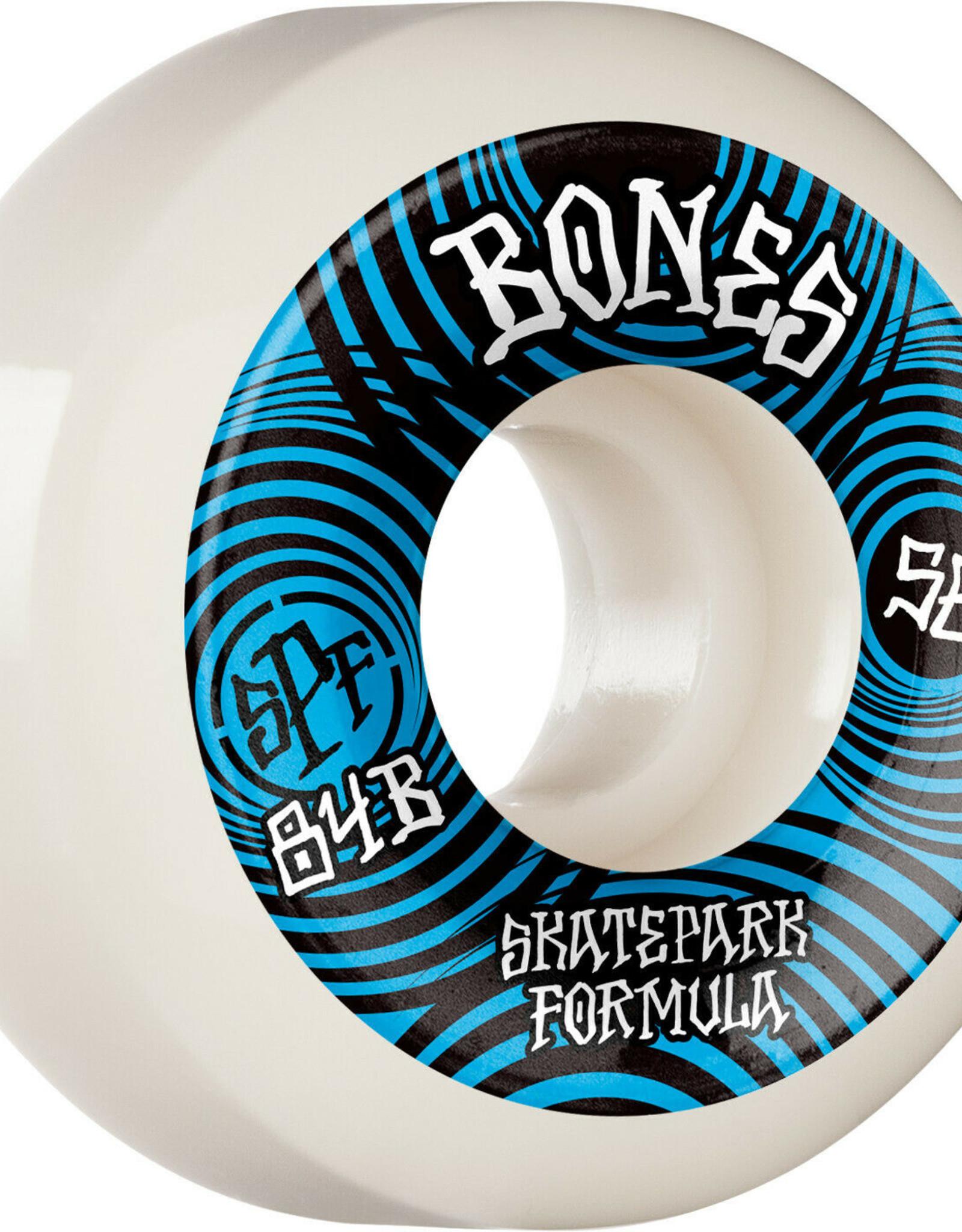 Bones BONES SPF WHEELS - RIPPLES P5 SIDECUT 84B (56