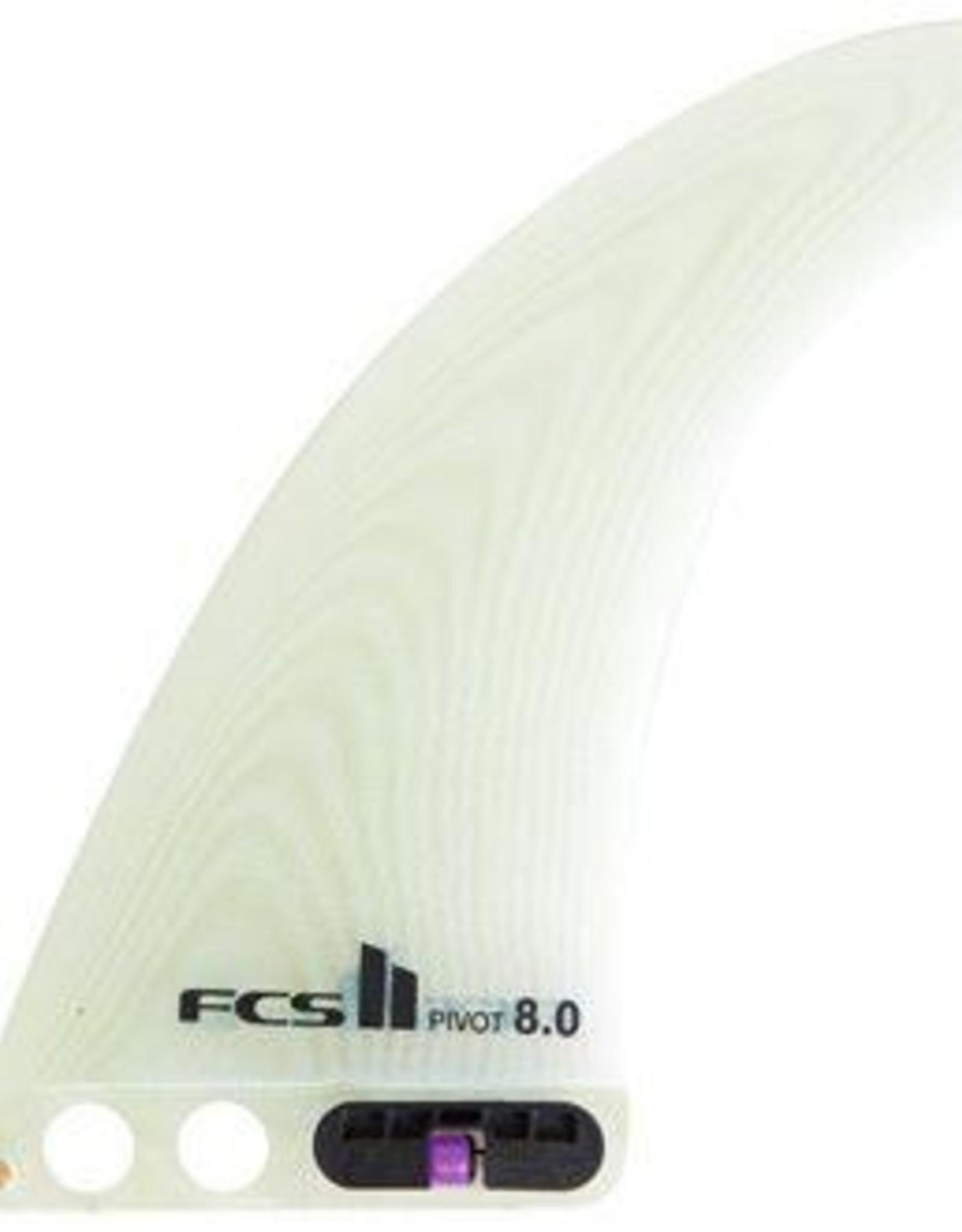 """FCS FCS II Pivot PG 9"""" Clear"""
