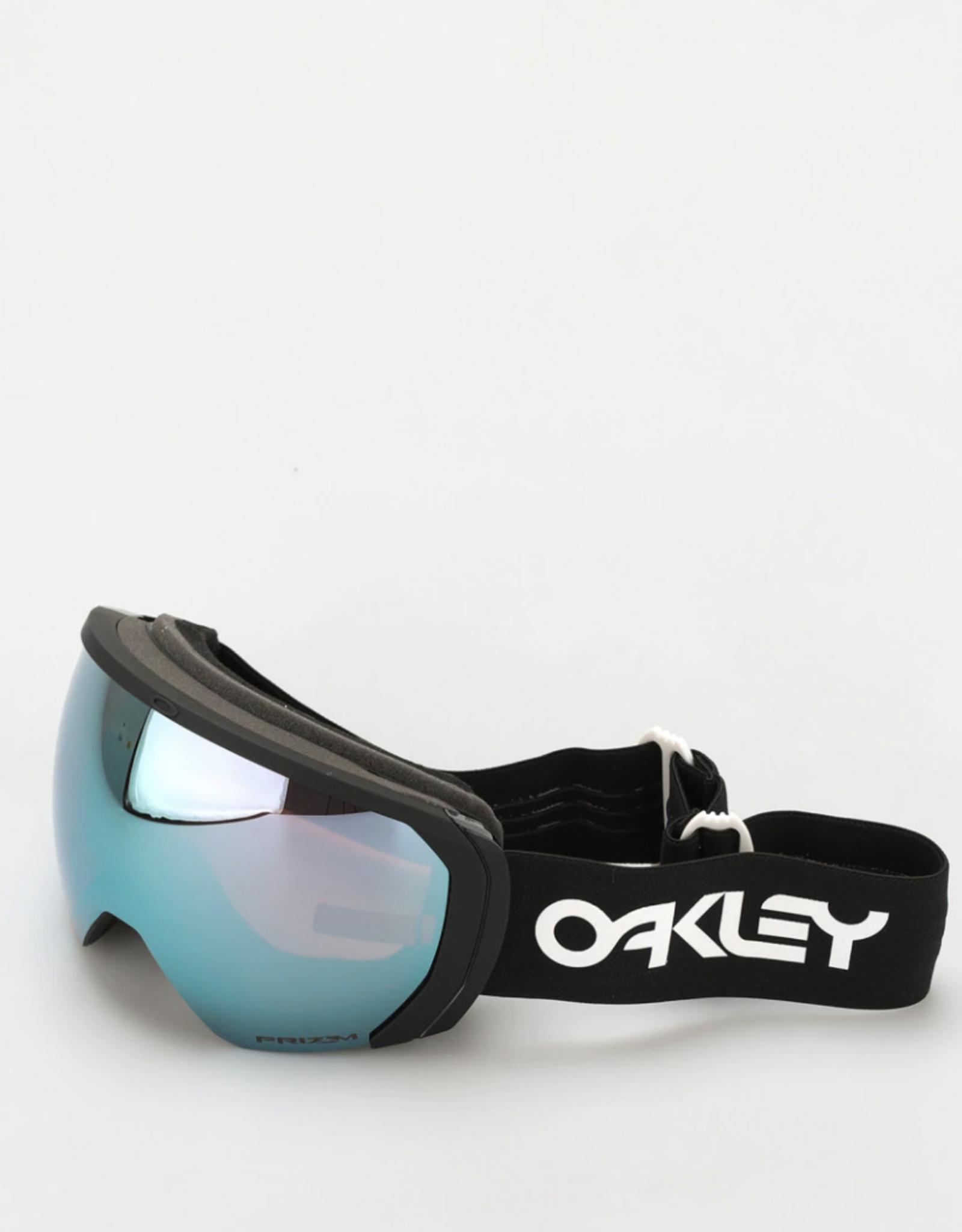 Oakley FLIGHT PATH L FACTORY PILOT BLACK W/ PRIZM SNOW SAPPHIRE