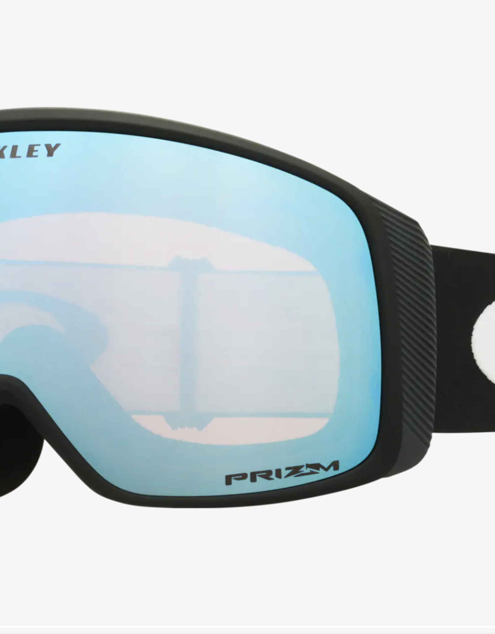 Oakley FLIGHT TRACKER L MATTE BLACK W/ PRIZM SNOW SAPPHIRE