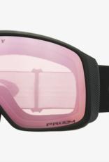 Oakley FLIGHT TRACKER L MATTE BLACK W/ PRIZM SNOW HI PINK