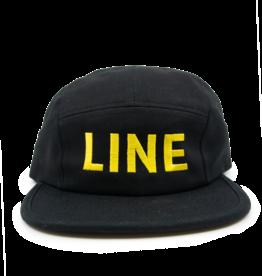 Line Skis LINE 5-PANEL CAP BLACK