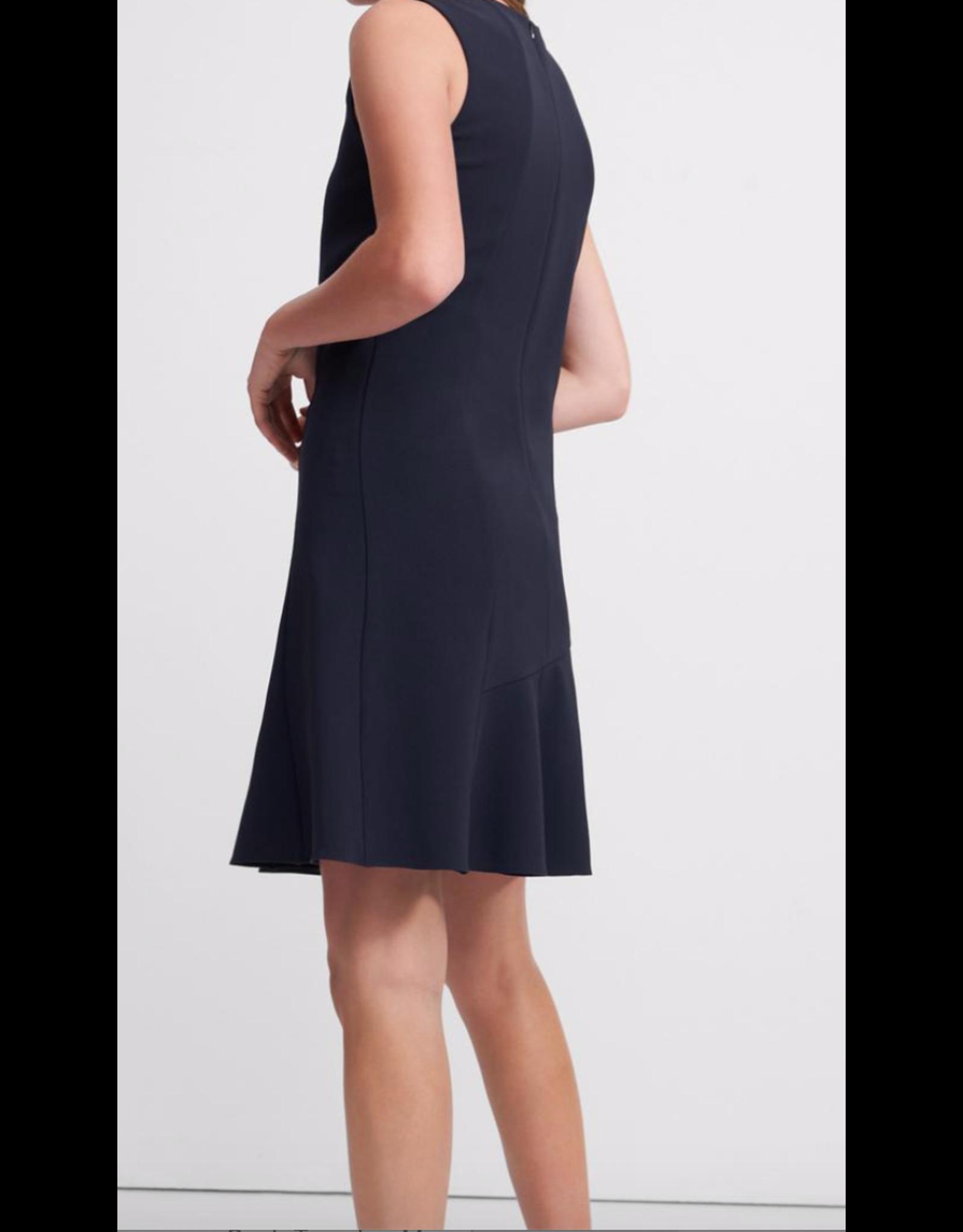 Theory Asymmetric Drape Dress