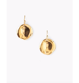 Chan Luu Coin Drop Earrings