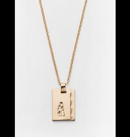 Reliquia Jewelry Aquarius Star Sign Necklace