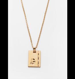 Reliquia Jewelry Virgo Star Sign Necklace