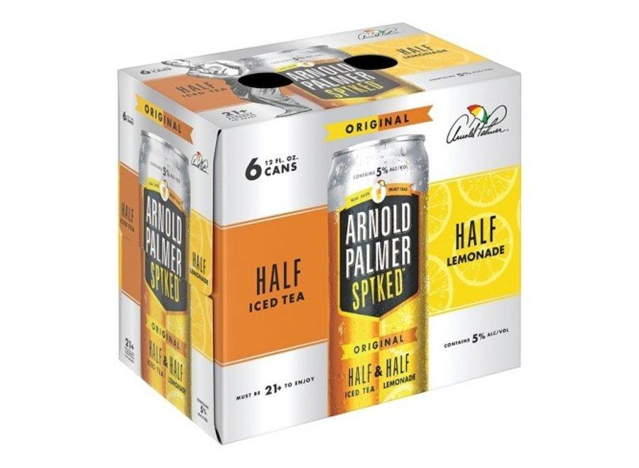 ARNOLD PALMER SPIKED HALF & HALF 6PK/12OZ