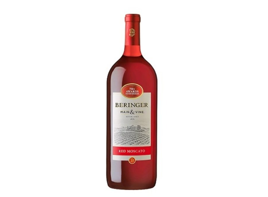 BERINGER M&V RED MOSCATO 1.5 L