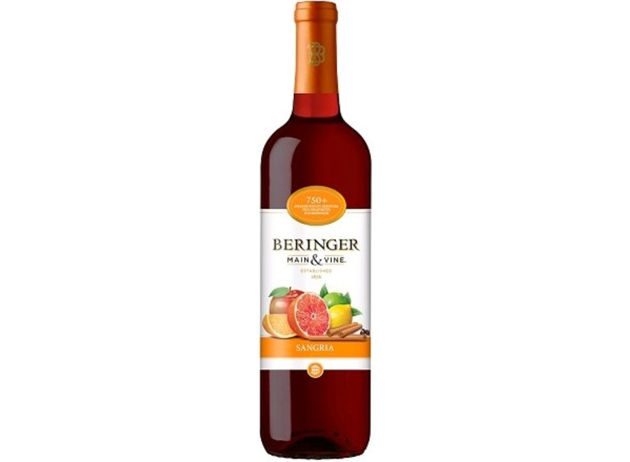 BERINGER M&V RED SANGRIA 1.5L