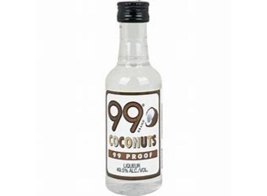 99 COCONUTS LIQUEUR 50ML