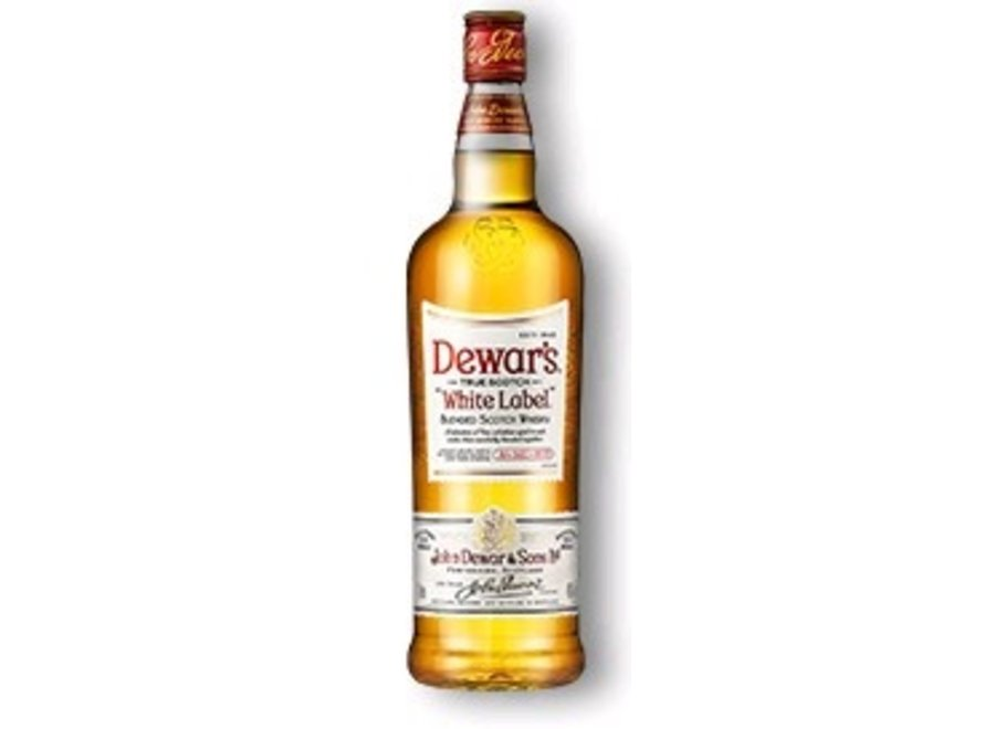 DEWAR'S WHITE LABEL SCOTCH 50ML