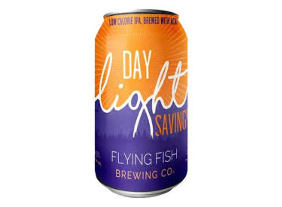FLYINGFISH DAYLIGHT SAVINGS IPA 6PK/12OZ CAN