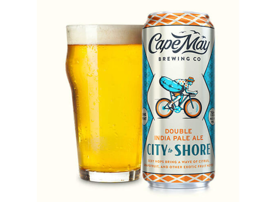 CAPE MAY CITY TO SHORE 4PK/16OZ CAN