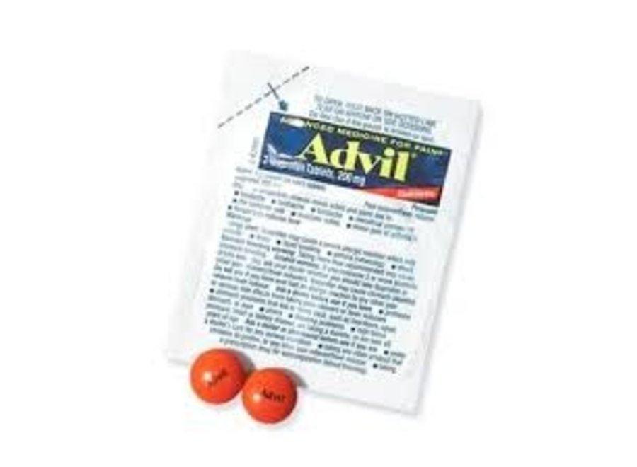ADVIL TABLET 1PK/2TABLETS