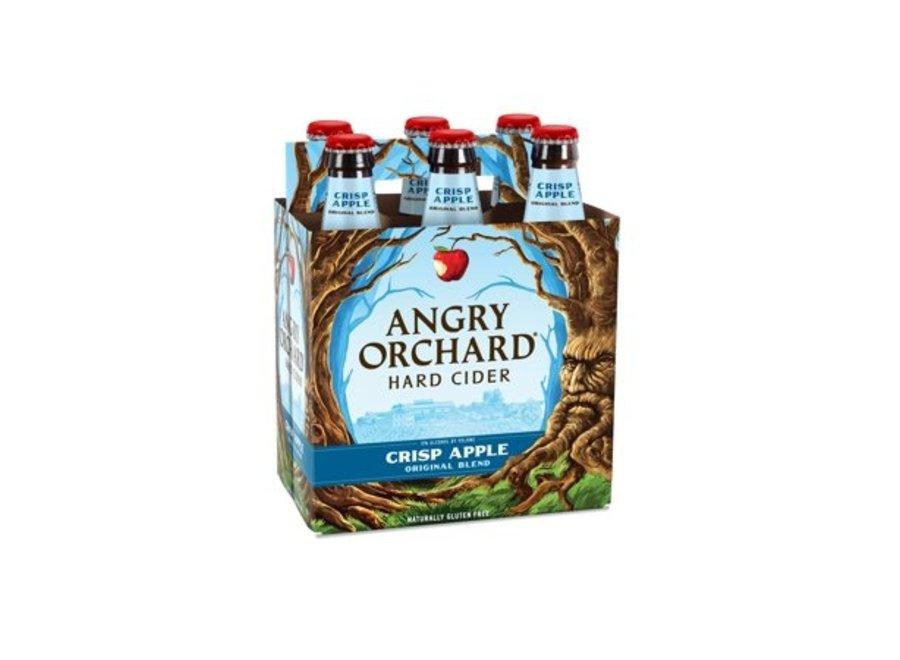 ANGRY ORCHARD CRISP APPLE 6PK/ 12OZ BOTTLE