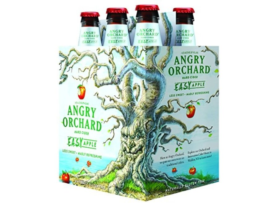 ANGRY ORCHARD GREEN APPLE 6PK/12OZ BOTTLE