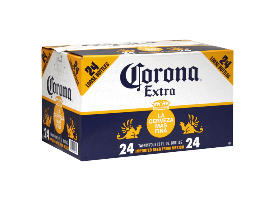 CORONA EXTRA 24PK/12OZ BOTTLE