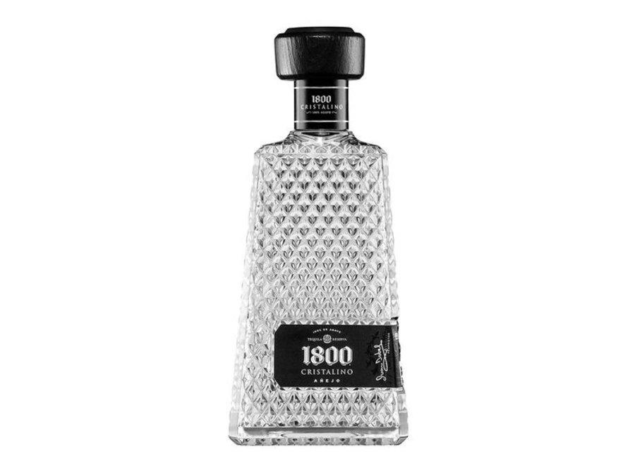 1800 CRISTALINO ANEJO TEQUILA 375ML