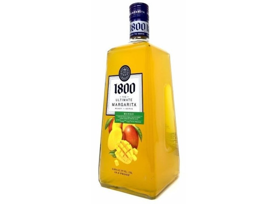 1800 MANGO MARGARITA 1.75L