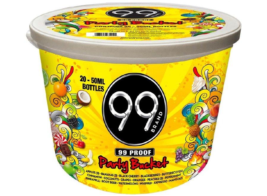 99 LIQUEUR PARTY PACK 20PK/50ML