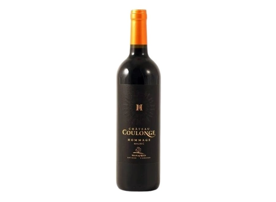 CHATEAU COULONGE HOMMAGE MALBEC 750ML