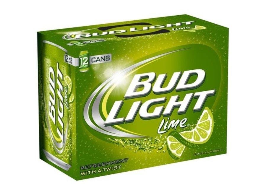 BUD LIGHT LIME 12PK/12OZ CAN