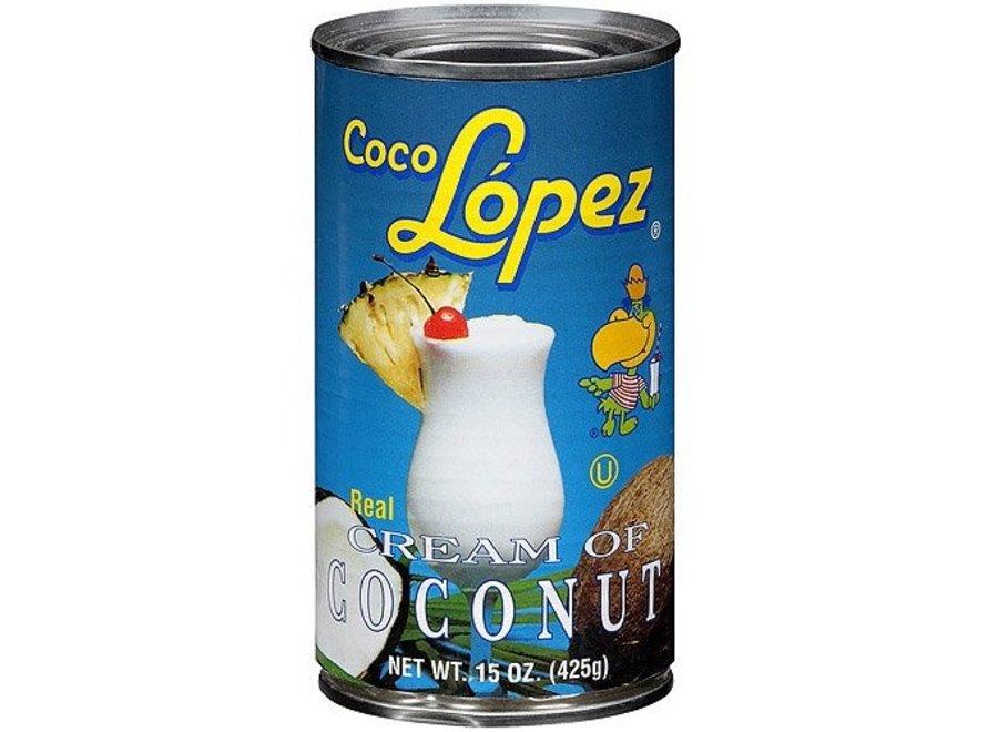 COCO LOPEZ CREAM OF COCONUT 15OZ